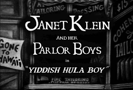 "Watch ""Yiddish Hula Boy"""